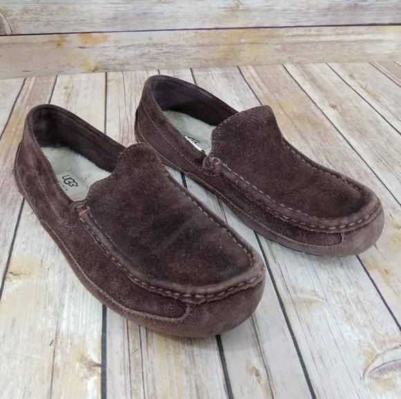 e9f9c334799 UGG 8 Alder 1003419 Mens Style Slip On Shoes